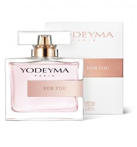 Yodeyma FOR YOU Eau de Parfum 100ml Profumo Donna