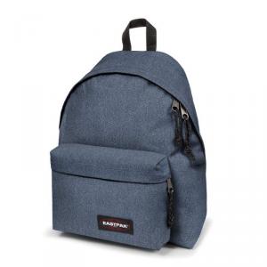 EASTPAK - Padded  Pak'r- Zaino scuola blu jeans cod. EK62082D