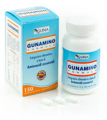 GUNAMINO FORMULA COMPRESSE - INTEGRATORE DIMAGRANTE GUNA 50 E 150 COMPRESSE