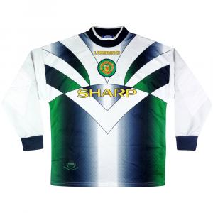 1996-97 Manchester United Maglia Portiere M (Top)
