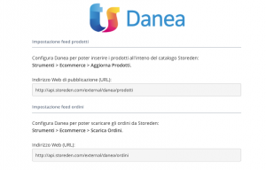 Storeden app - screenshot 1 - Danea Easy Fatt