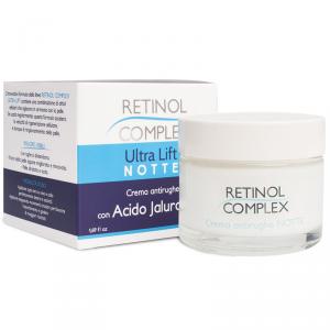 RETINOL COMPLEX- CREMA ANTIRUGHE ACIDO JALURONICO NOTTE