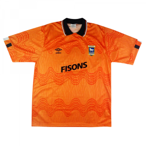 1989-92 Ipswich Maglia Away L (Top)
