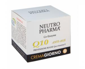 NEUTRO-PHARMA CREMA ANTIRUGHE Q10 GIORNO