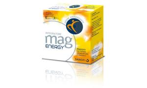 MAG ENERGY - INTEGRATORE MAGNESIO 20 BUSTINE