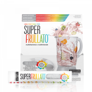 SUPER FRULLATO - INTEGRATORE MULTIVITAMINICO NATURALE IN BUSTINE