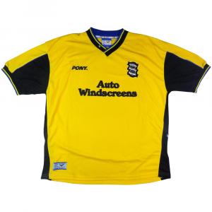 1997-98 Birmingham Maglia Away XL (Top)
