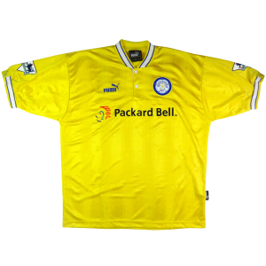 1996-99 Leeds United Away shirt L (Top)