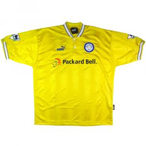 1996-99 Leeds United  Maglia Away L (Top)