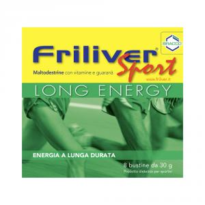 FRILIVER SPORT LONG ENERGY - INTEGRATORE DI MALTODESTRINE PER SPORT DI LUNGA DURATA
