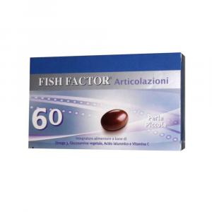 FISH FACTOR ARTICOLAZIONI - INTEGRATORE UTILE PER LA FUNZIONALITA' ARTICOLARE