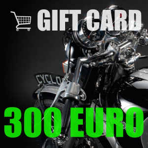 GIFT CARD - 300 Euro