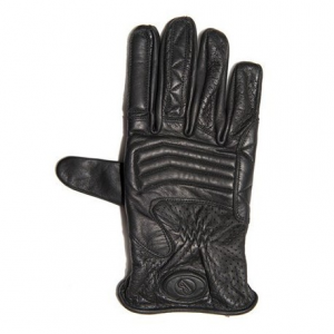 BARUFFALDI GUIA SPRING ARMONIE Motorcycle Gloves - Black