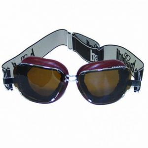 BARUFFALDI INTE 259 Helmet Goggles - Chocolate Brown