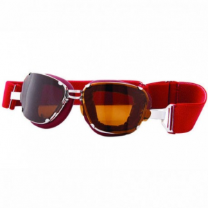 BARUFFALDI INTE 259 Helmet Goggles - Red