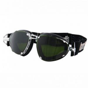 BARUFFALDI SENIOR Helmet Goggles - Black