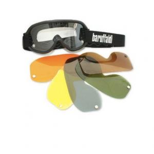 BARUFFALDI SPEED 4 Helmet Goggles - Black
