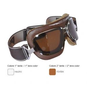 BARUFFALDI SUPERCOMPETITION Helmet Goggles - Chocolate Brown