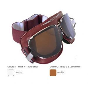 BARUFFALDI SUPERCOMPETITION Helmet Goggles - Red