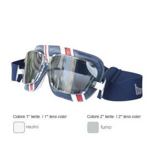 BARUFFALDI SUPERCOMPETITION JACOBUS Helmet Goggles - Blue