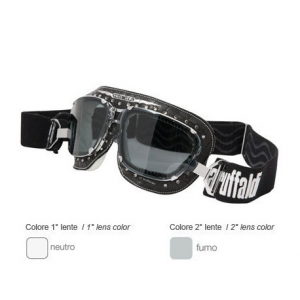 BARUFFALDI SUPERCOMPETITION SWAROVSKI Helmet Goggles - Black