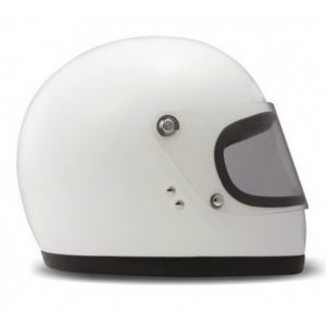DMD ROCKET Full Face Helmet - White