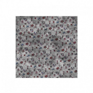 DMD TATTOO Motorcycle Scarf - Multicolor