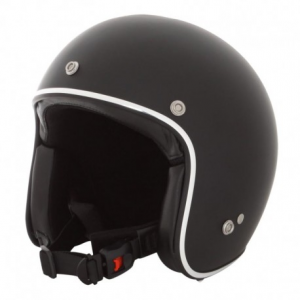 HOLY FREEDOM Open Face Helmet - Black
