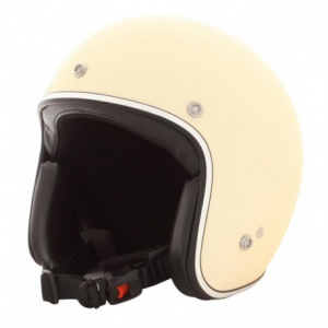 HOLY FREEDOM Open Face Helmet - Ivory