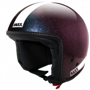 MAX Power Naked Open Face Helmet - Blue