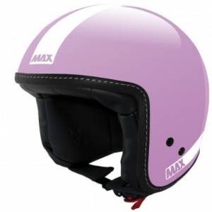 MAX Power Naked Open Face Helmet - Lilac