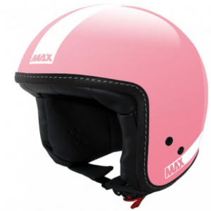 MAX Power Naked Open Face Helmet - Pink