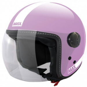 MAX Power Open Face Helmet - Lilac