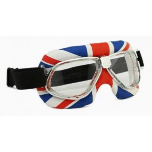 NANNINI Cruiser Flag Helmet Goggles - United Kingdom