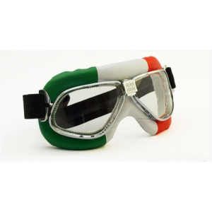NANNINI Cruiser Flag Helmet Goggles - Italy