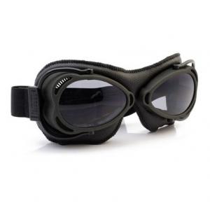 NANNINI Cruiser Helmet Goggles - Gray/Black