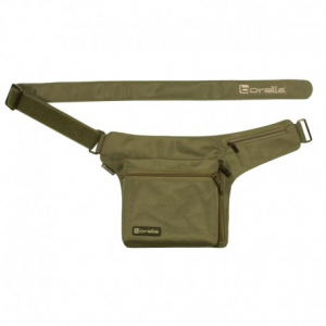 BORSILLA Verde Militare Bum Bag - Military Green