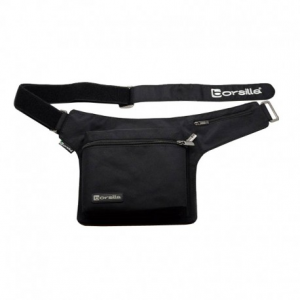 BORSILLA Nera Bum Bag - Black
