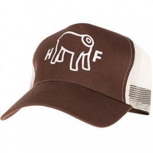 HOLY FREEDOM Mud Trucker Hat - Brown