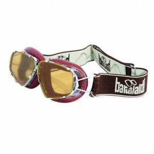 BARUFFALDI PRIMATO 259 Helmet Goggles - Chocolate Brown