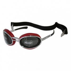 BARUFFALDI SFERICUM PAD Motorcycle Goggles - Red