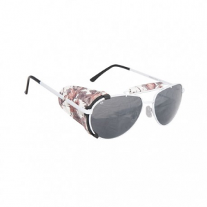 BARUFFALDI ANNAPURNA FIORI Sunglasses - White