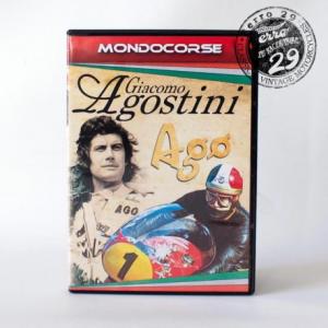 MONDOCORSE Giacomo Agostini - Ago - Video DVD