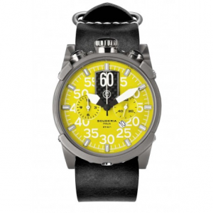 CT SCUDERIA Touring Collection CS10153 Watch - Yellow/Steel