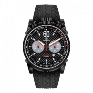 CT SCUDERIA Fibra di Carbonio Collection Rocket CS10133N Watch - Black