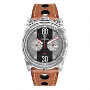 CT SCUDERIA Street Racer Collection CS10138 Watch - Black/Steel