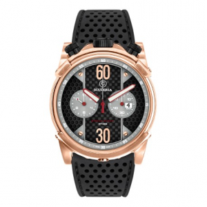 CT SCUDERIA Street Racer Collection CS10140 Watch - Black/Gold