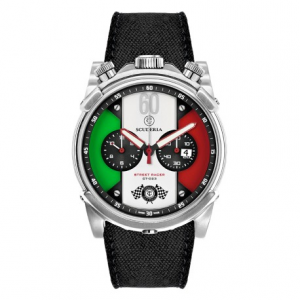CT SCUDERIA Street Racer Collection CS10142 Watch - Multicolor/Steel