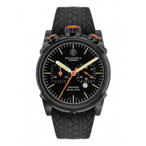 CT SCUDERIA Cronografo Collection CS10151 Wrist Watch - Black