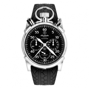 CT SCUDERIA Master Time Collection CS20508 Watch - Black/Steel